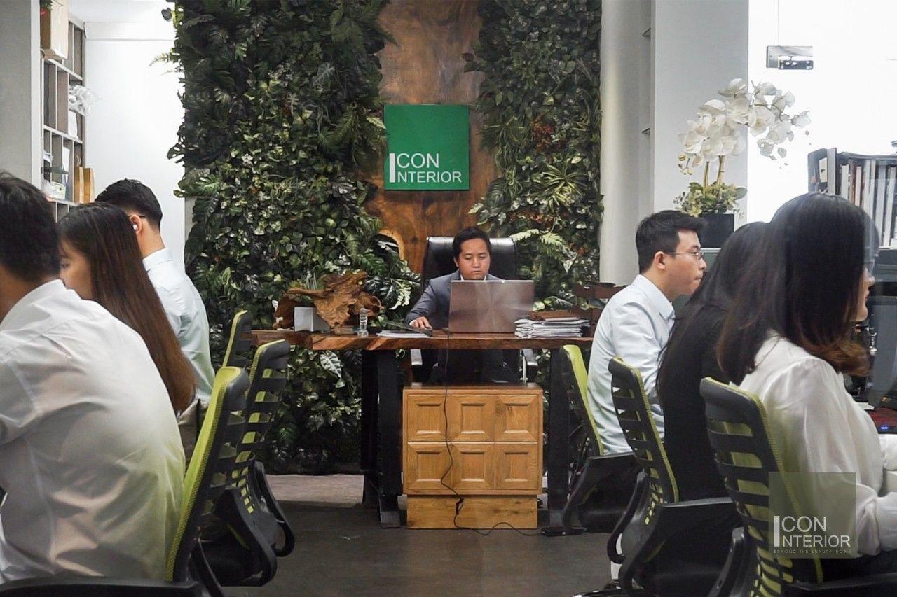 icon interior tuyển dụng 2021