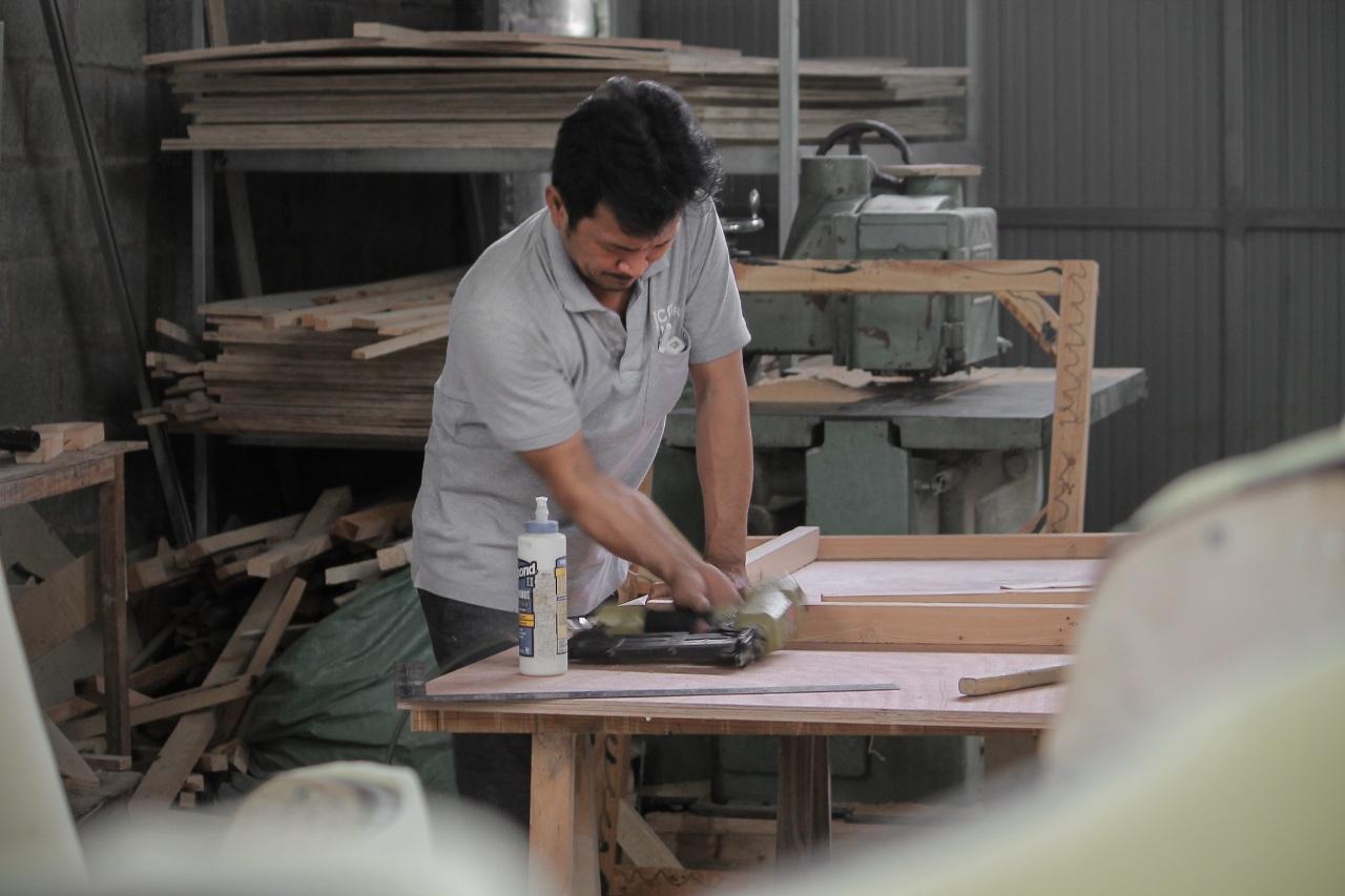 xưởng sản xuất nội thất icon