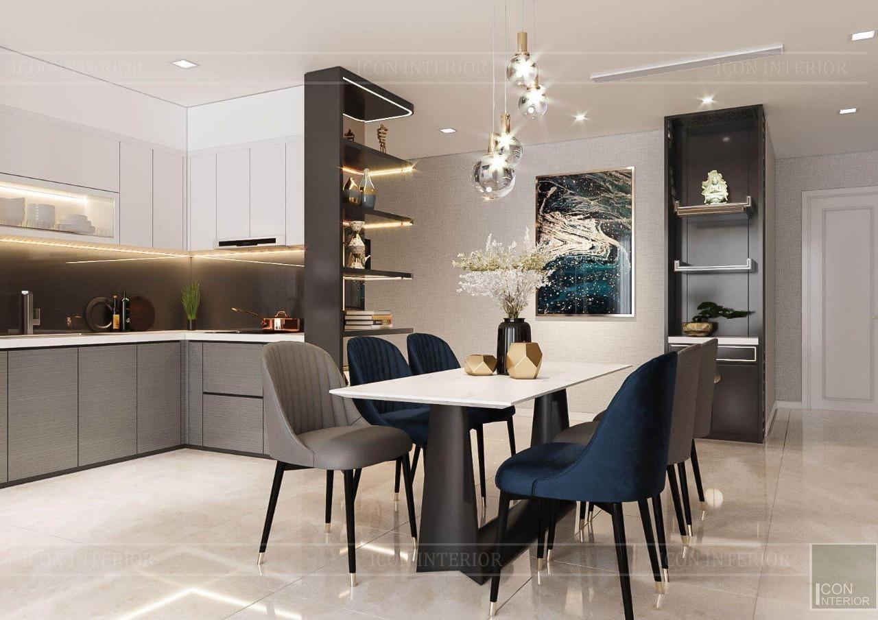 nội thất bếp hiện đại