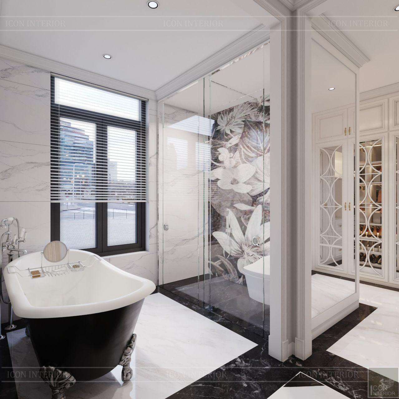 nội thất phòng tắm Lavila Nam Sài Gòn