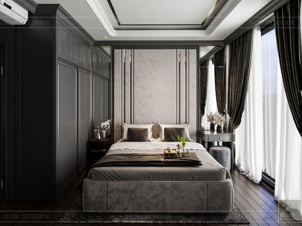nội thất căn hộ Empire City Thủ Thiêm 149m2