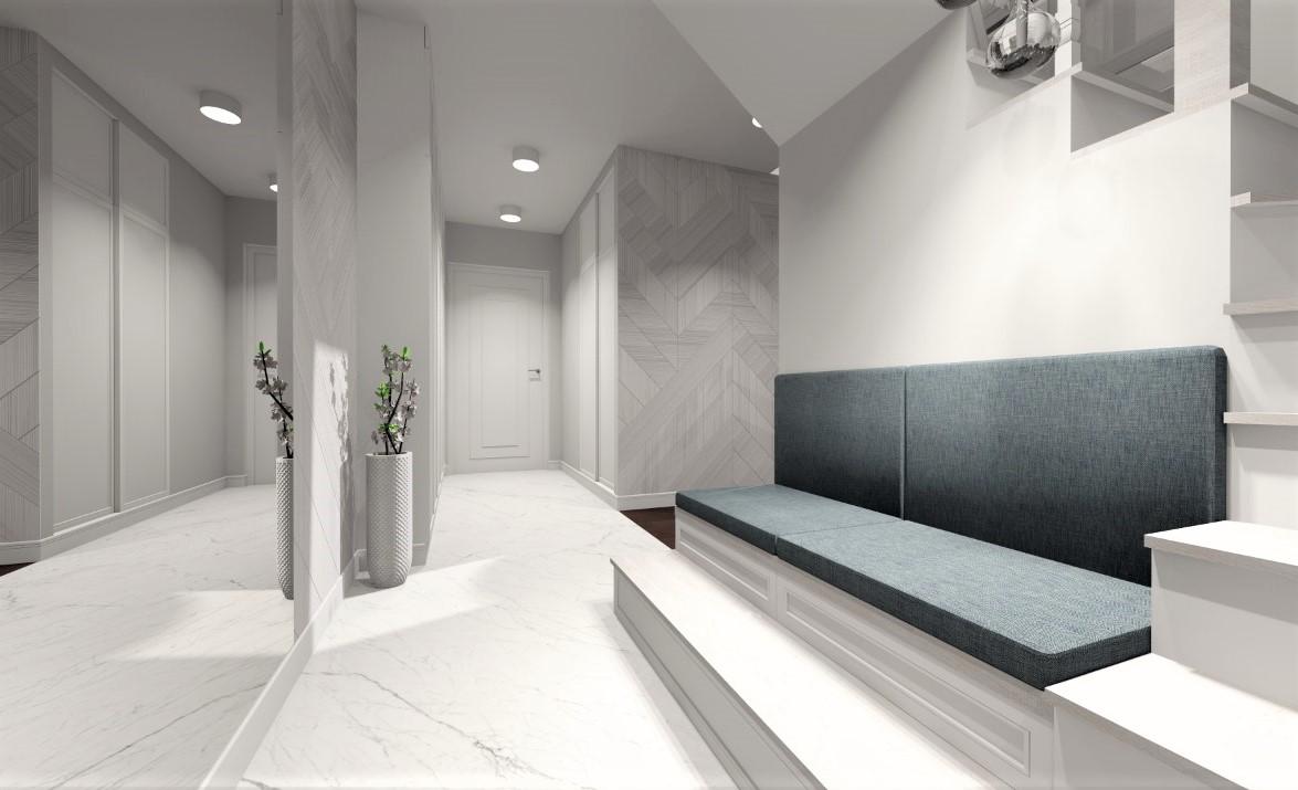 thiết kế nhà chung cư mini