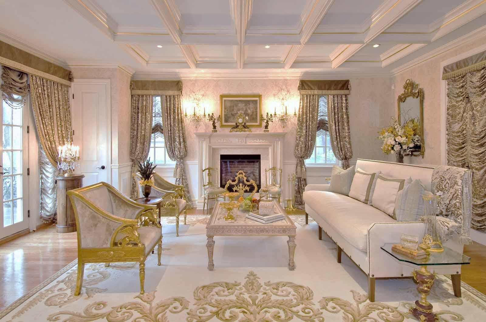 các phong cách thiết kế căn hộ cao cấp