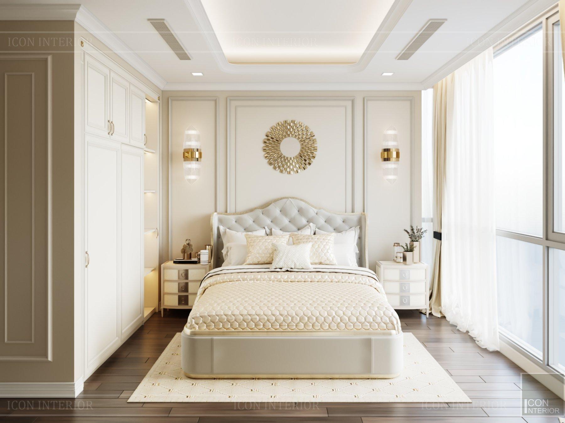 mẫu thiết kế nội thất chung cư 40m2