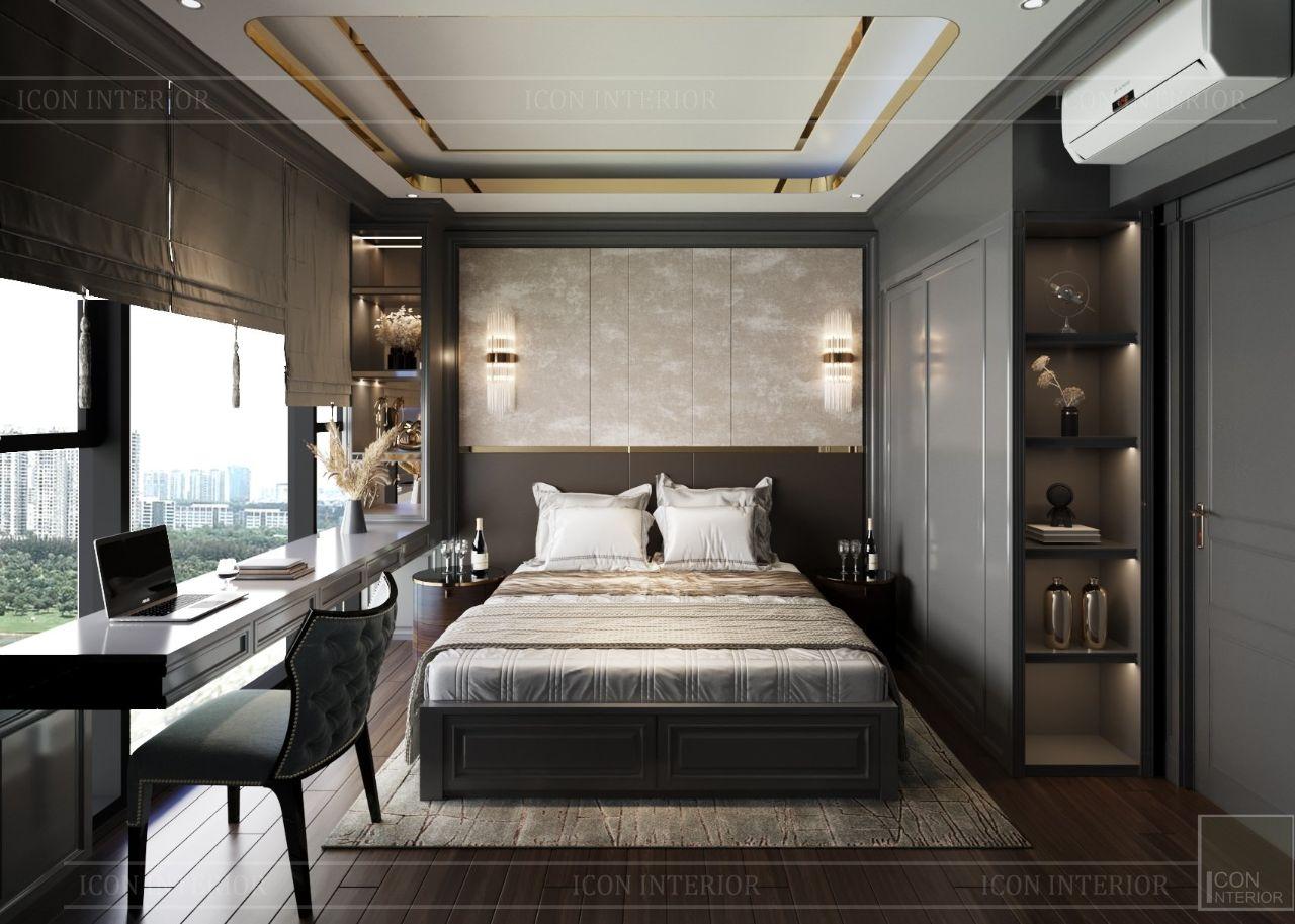 thiết kế chung cư 3 phòng ngủ