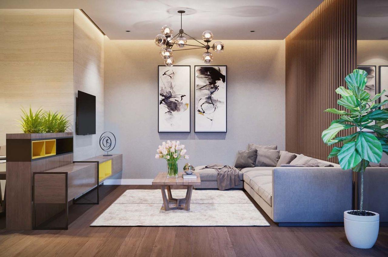 thiết kế căn hộ kiểu nhật