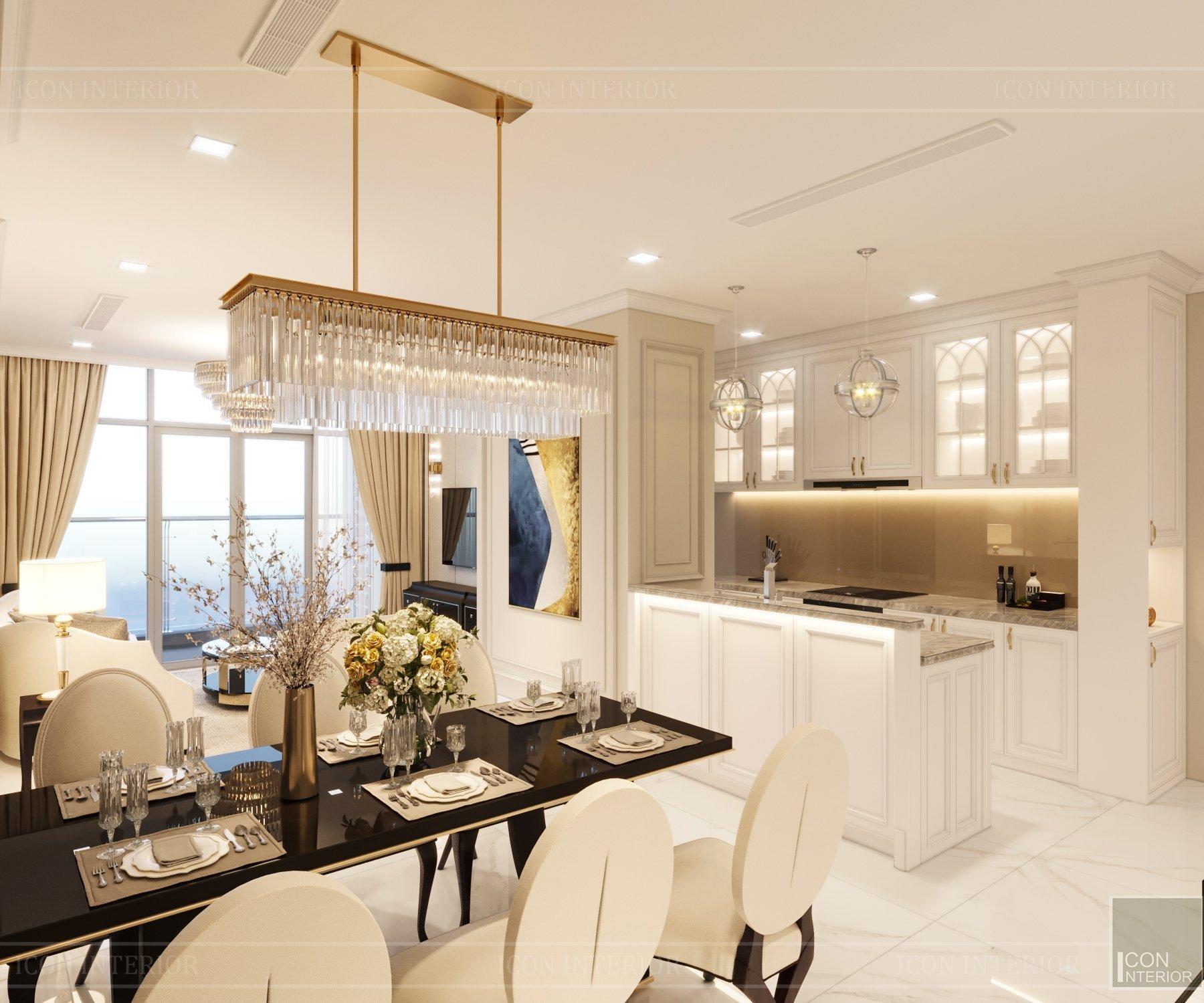 thiết kế nội thất nhà chung cư 40m2