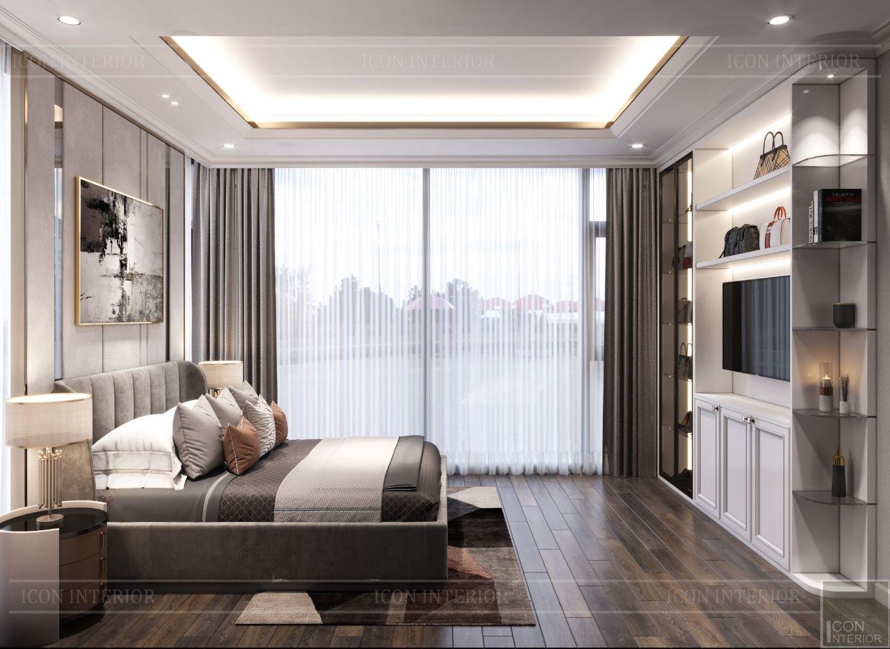 thiết kế căn hộ chung cư empire city 2 phòng ngủ