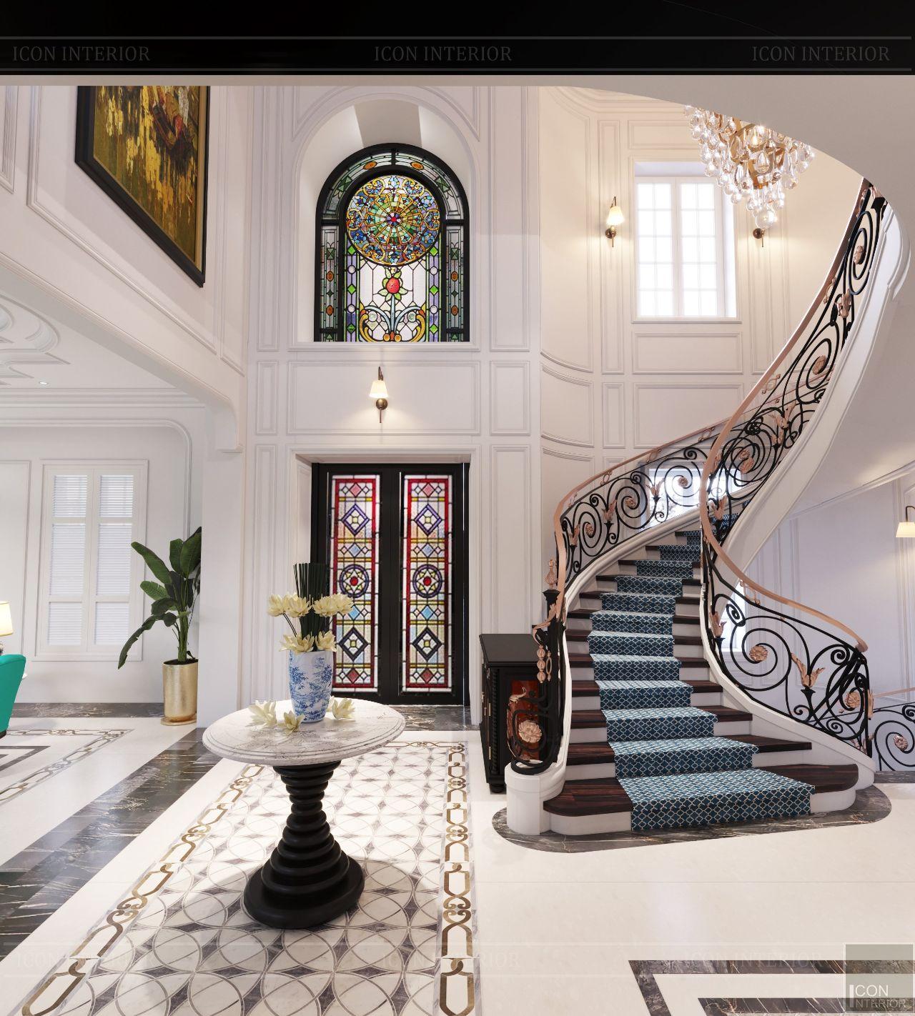 thiết kế nội thất villa thảo điền quận 2