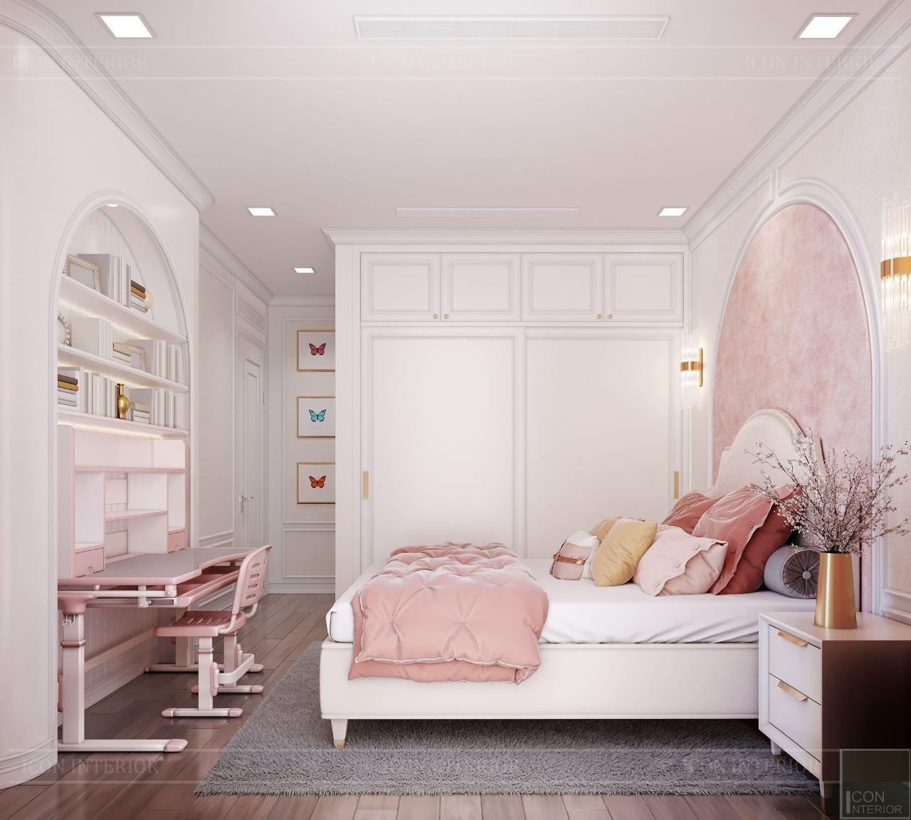 các màu sơn phòng ngủ đẹp