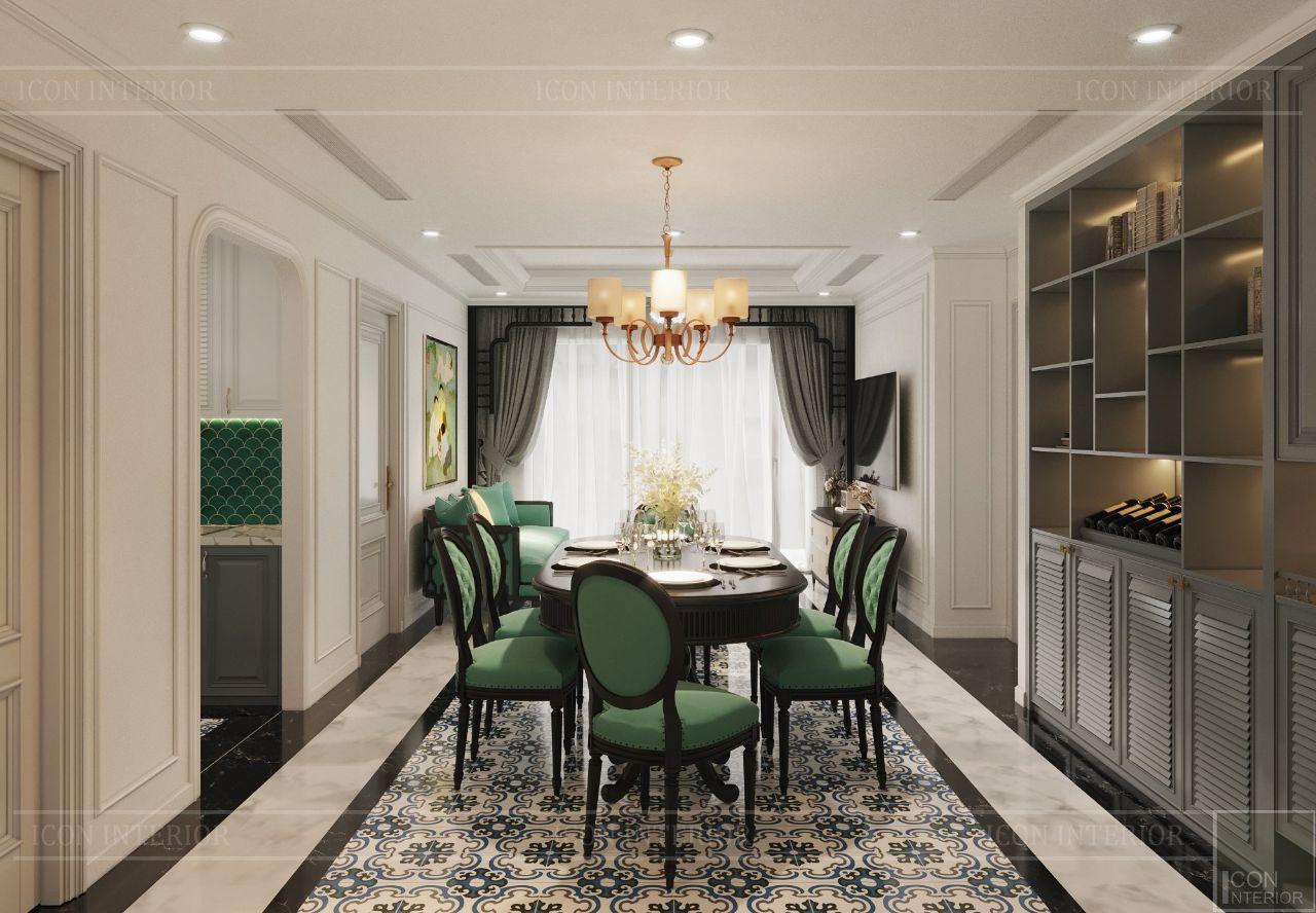 công ty thiết kế nội thất chung cư tphcm