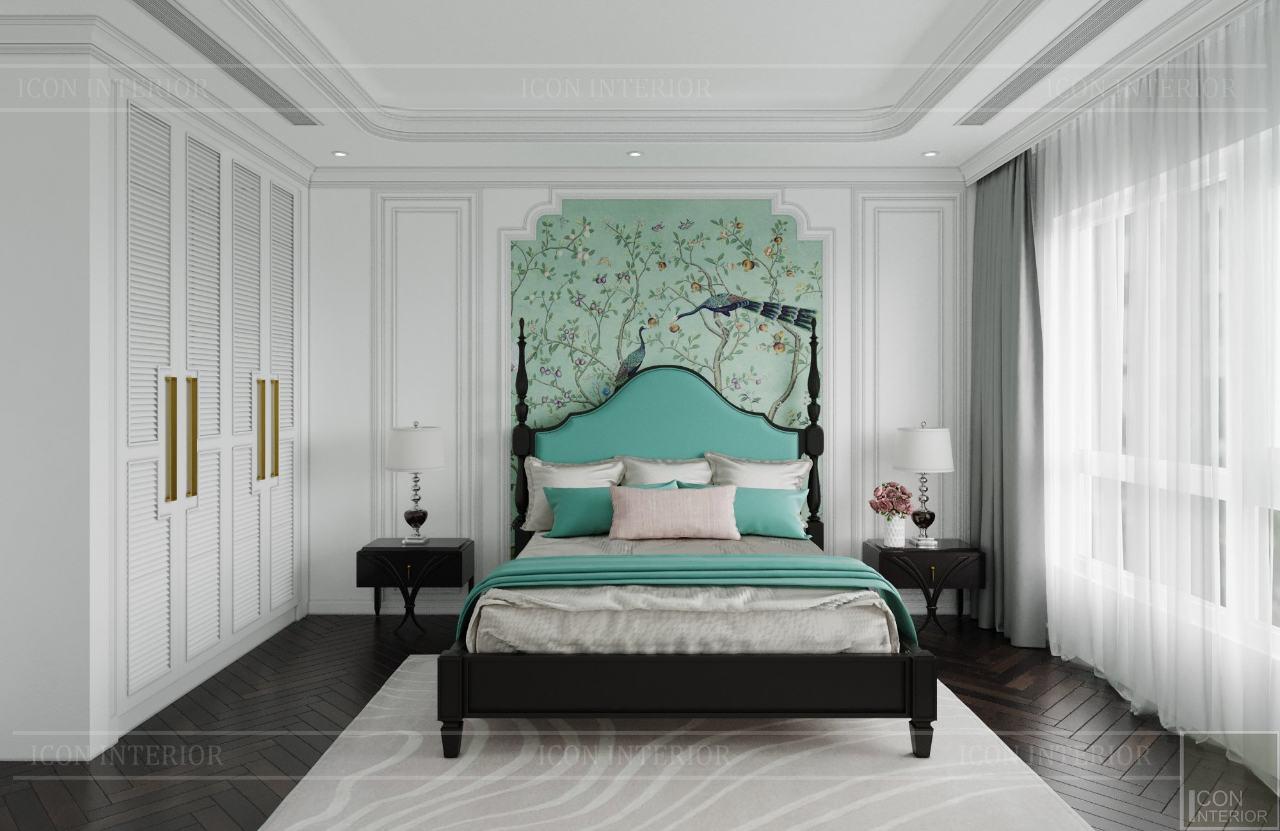 màu sơn đẹp phòng ngủ