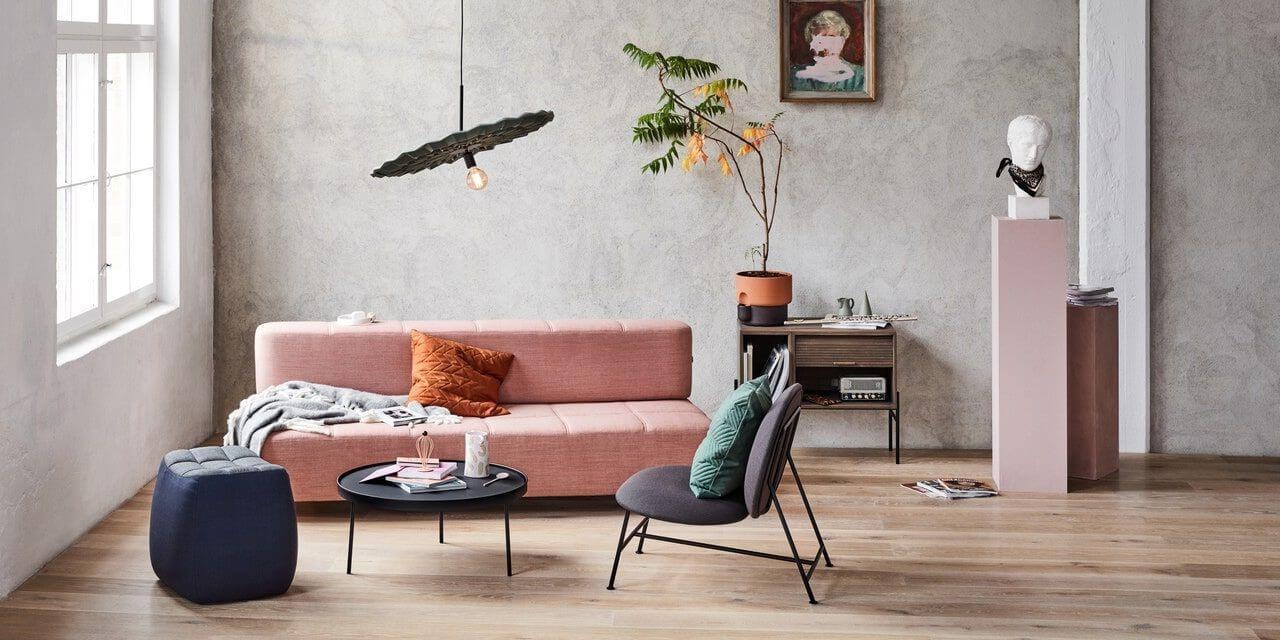 sofa phong cách scandinavian