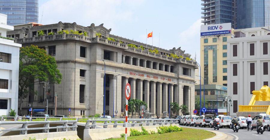 ngân hàng nhà nước việt nam cổ kính