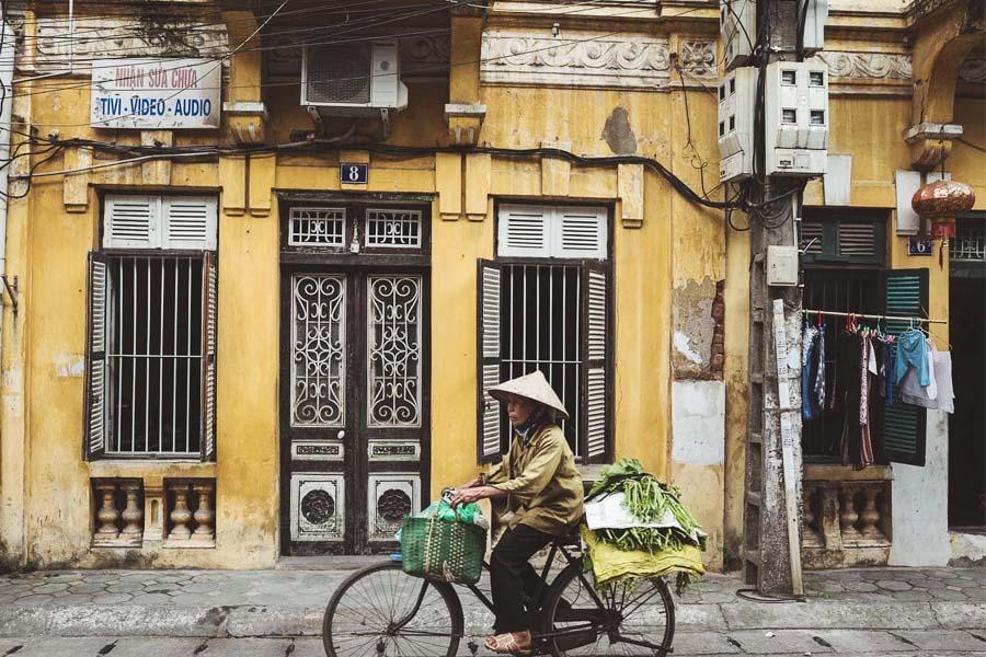 phong cách Indochine trong kiến trúc ở hà nội
