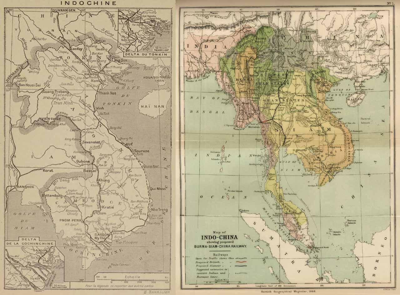 thuật ngữ indochine đông dương