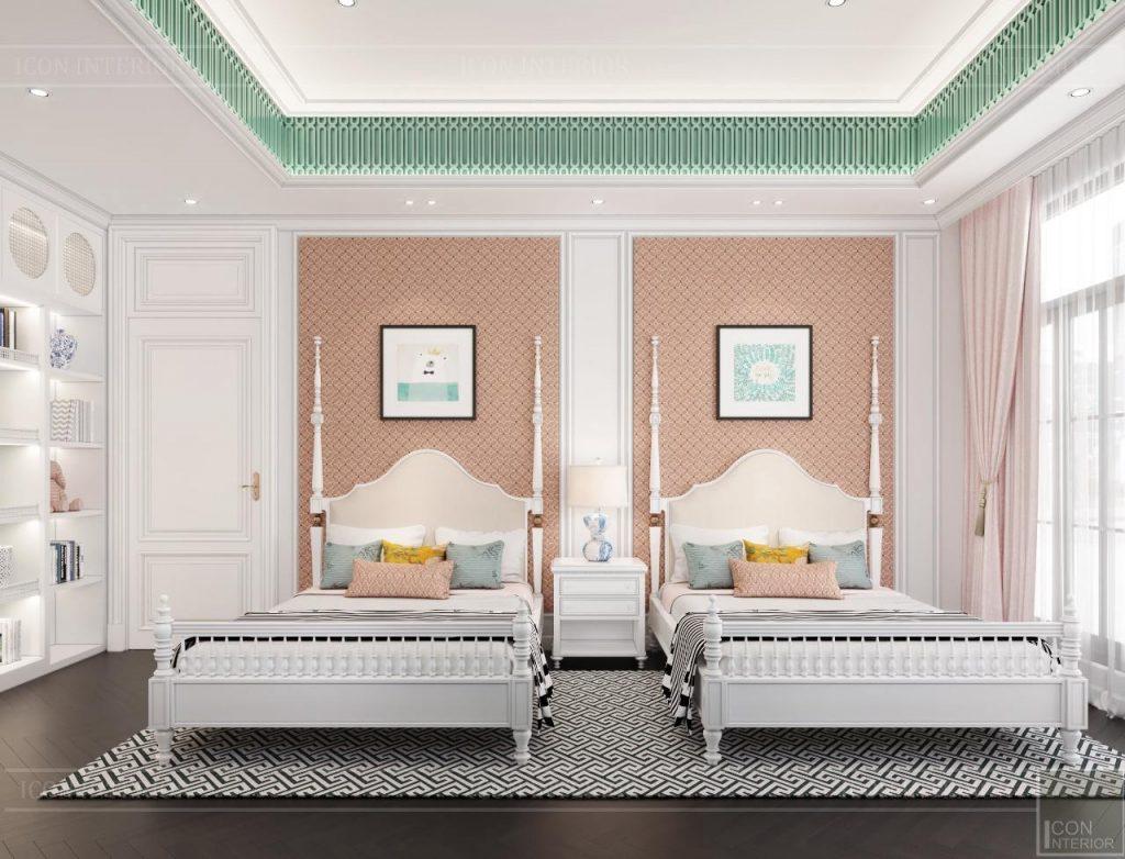 thiết kế nội thất đông dương