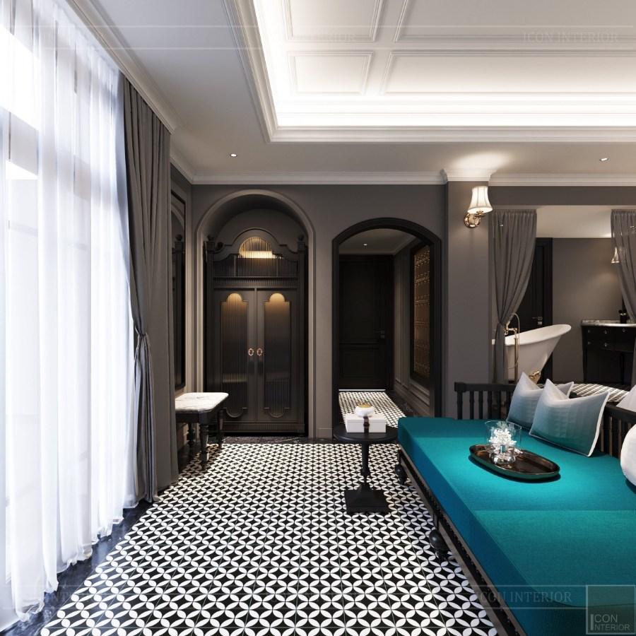 khách sạn phong cách đông dương
